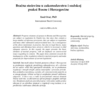 8-Bračna-stečevina-u-zakonodavstvu-i-sudskoj-praksi-Bosne-i-Hercegovine-Esad-Oruč-1.pdf